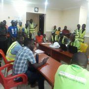 Training at Ekiti